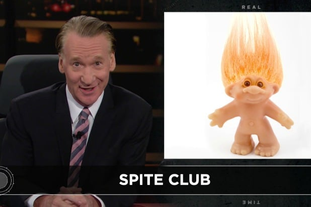 from Abel bill maher outs gay republican