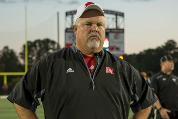 EMCC Coach Buddy Stephens on 'Last Chance U'