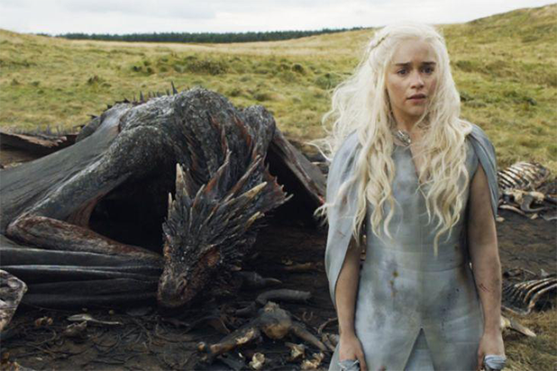 Game of Thrones': Vegas Sets Odds for Season 8 - Who Will