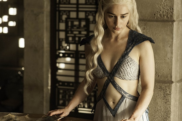 Clarke hot emilia Emilia Clarke