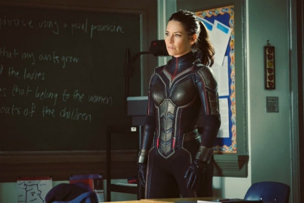 Evangeline Lilly The Wasp Ant-Man