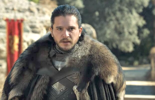 Jon Snow on HBO's 'Game of Thrones'