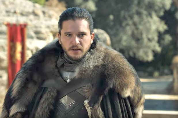 Jon Snow on HBO's 'Game of Thrones'
