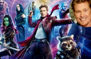 Guardians Galaxy 2 david hasselhoff