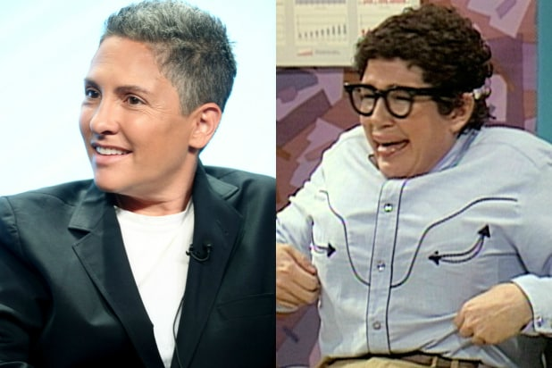 Julia Sweeney Responds to Jill Soloway's 'It's Pat
