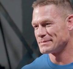 John Cena Crying