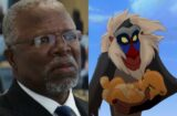 John Kani Rafiki Lion King