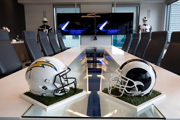 LA Stadium Conference Room