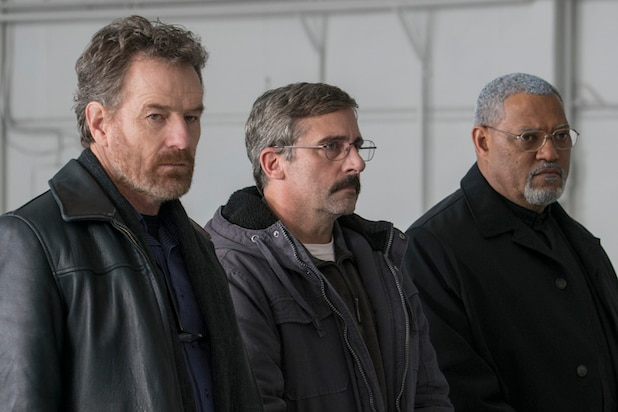 last flag flying bryan cranston steve carell Laurence Fishburne