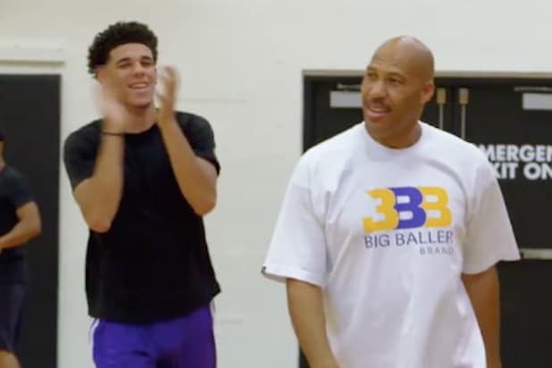Lonzo and LaVar Ball Re-Up With Facebook: 'Ball in the Family' Renewed