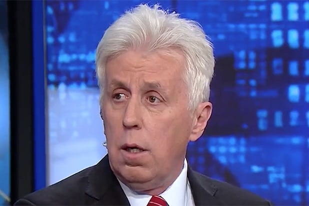 CNN Cuts Ties With Jeffrey Lord After Nazi Salute Tweet