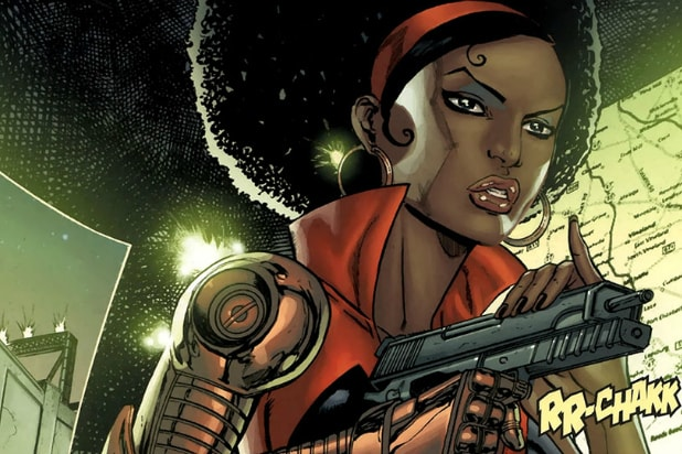Luke Cage S2: Misty Knight's Bionic Arm, Revealed