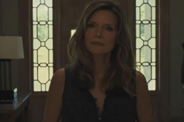 Michelle Pfeiffer mother