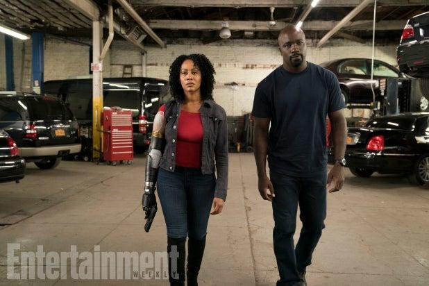 Misty Knight's Bionic Arm in Luke Cage Season 2