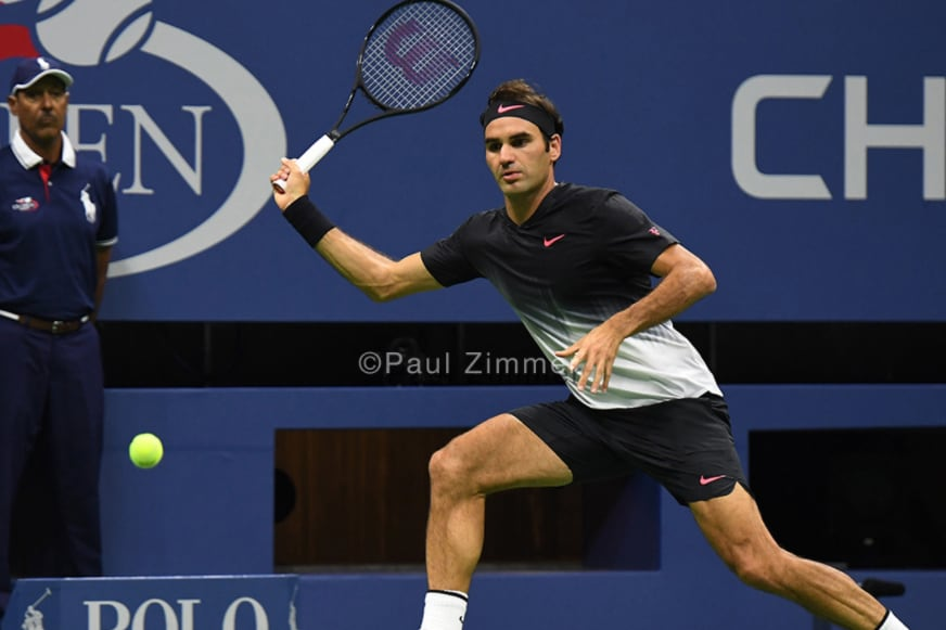 Federer, top seed Pliskova back in action at US Open