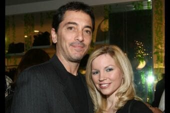 Scott Baios wife Renee tells Sandy Hook mom: Maybe your