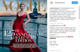 JLaw Vogue cover Statue of Liberty