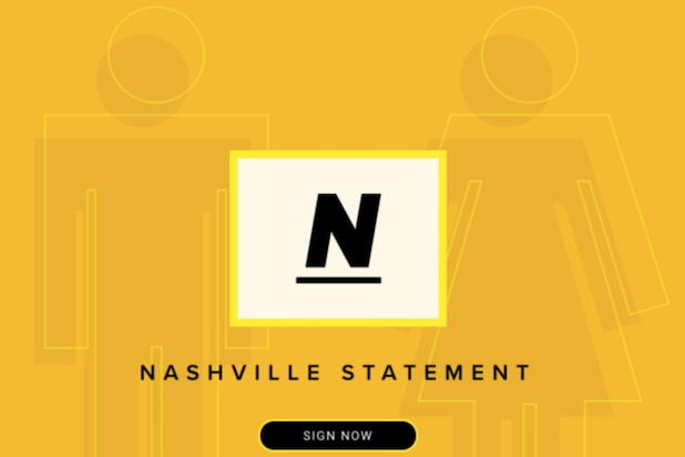 With 'The Nashville Statement,' Evangelical Leaders Up Their Homophobic Game