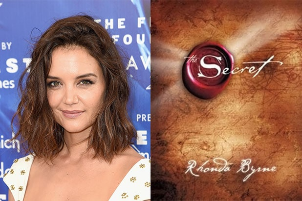 'The Secret' Is Becoming a Movie Starring Katie Holmes