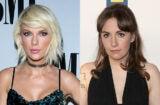 Taylor Swift Lena Dunham