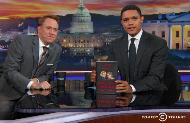 Trevor Noah Joshua Green Daily Show