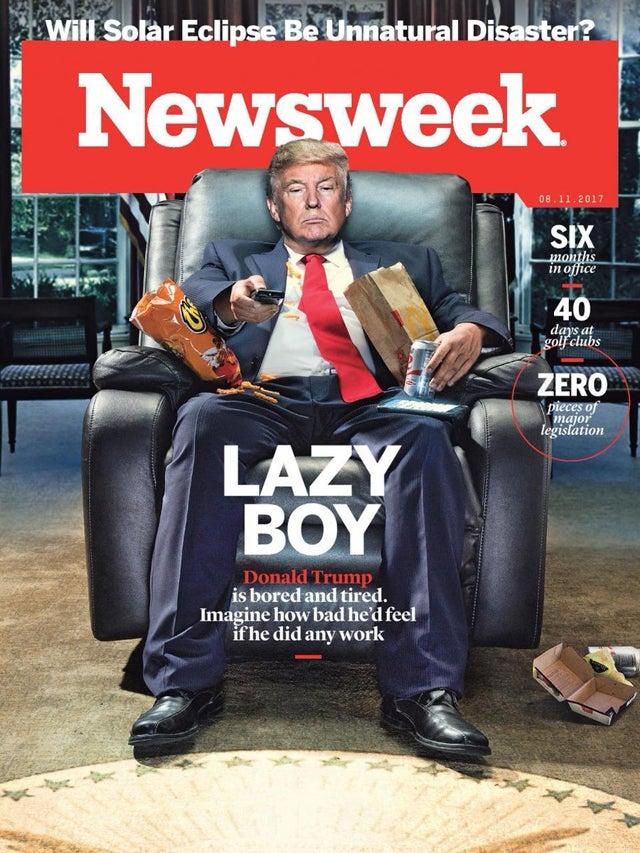 Trump the Boy King
