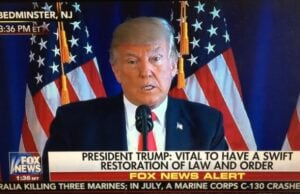 Donald Trump Charlottesville Virginia rioting