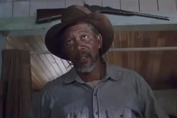 Unforgiven Morgan Freeman