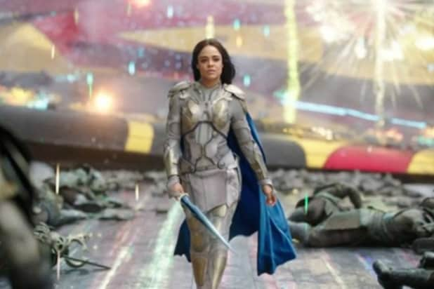 Valkyrie Thor Ragnarok music fan edit lgbtq marvel movie