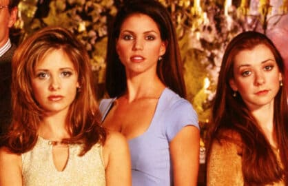 Buffy the Vampire Slayer' Reboot With Black Lead in the Works