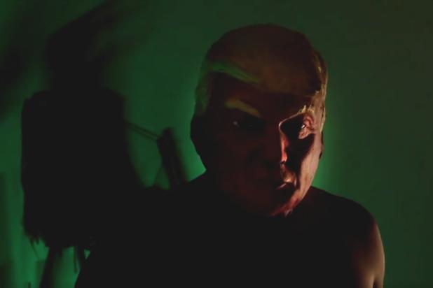 American Horror Story Cult Trump mask