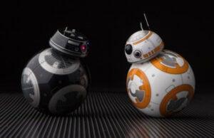 BB-9E BB-8 Star Wars: The Last Jedi