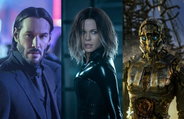 best trash movies of 2017 john wick underworld transformers