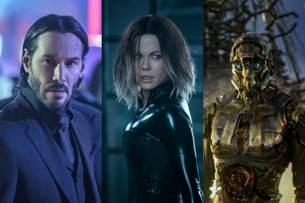 15 Best Trash Movies of 2017 So Far, From 'King Arthur' to 'John Wick' (Photos)