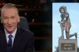 bill maher confederate statues