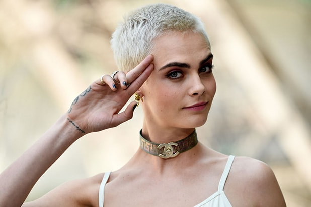Cara Delevingne joins Orlando Bloom on Amazon's 'Carnival Row'