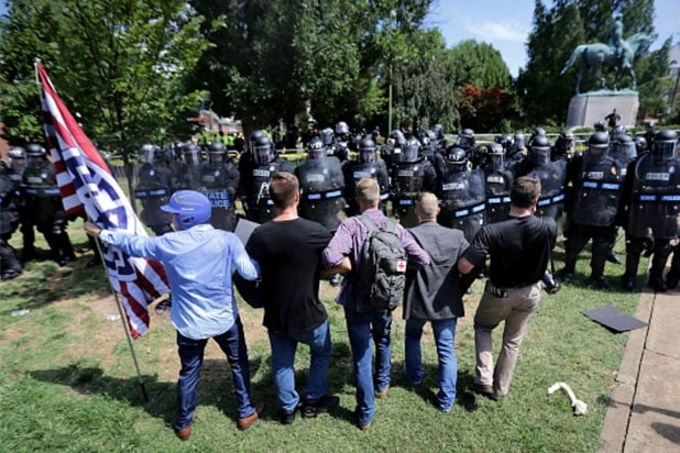 charlottesville rally protest alt-right