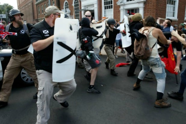 Hollywood Reacts to Charlottesville Protest Violence: 'F ...