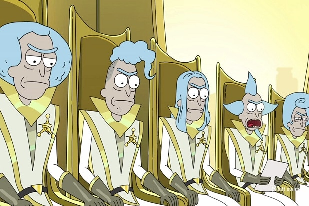 rick and morty Every Rick Ranked council of ricks