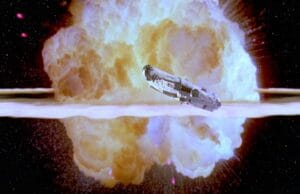 star wars death star explosion han solo