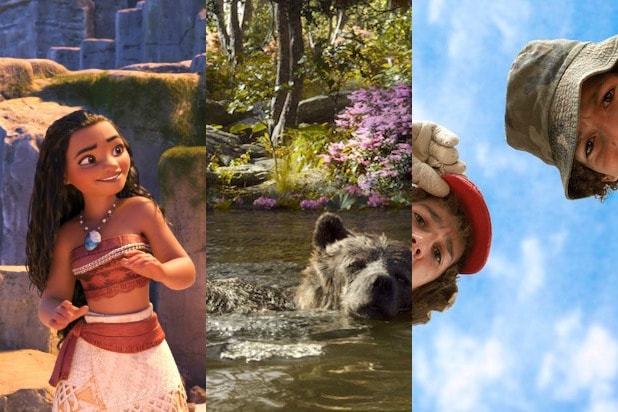 From 'Moana' to 'Finding Dory': 12 Disney Movies to Watch on Netflix