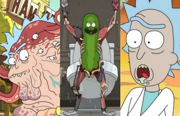 rick and morty every rick ranked split