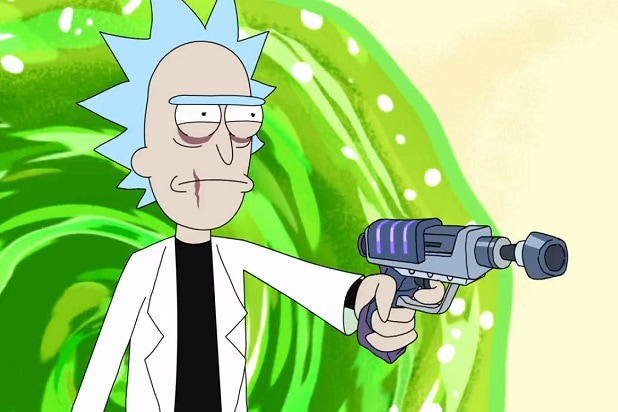 rick and morty Every Rick Ranked evil rick