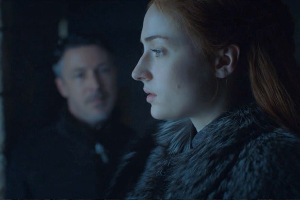 game of thrones arya sansa littlefinger winterfell