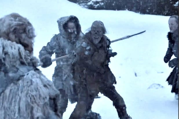 game of thrones captured wight