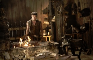 game of thrones gendry blacksmith