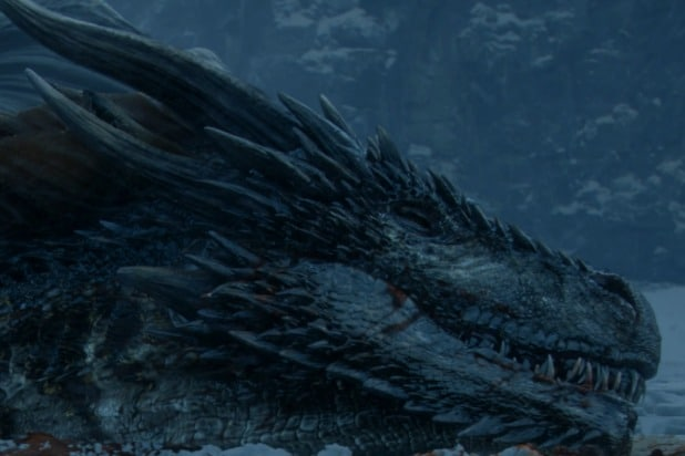 game of thrones viserion dragon dead