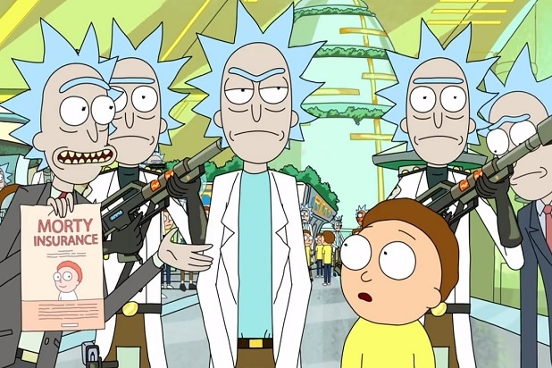 rick and morty Every Rick Ranked insurance rick