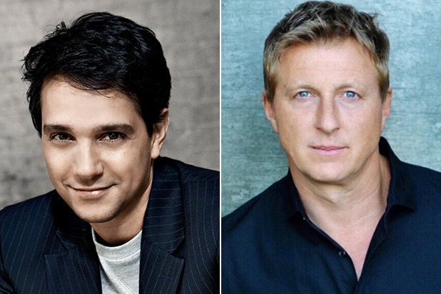 'Karate Kid' spin-off is happening with Ralph Macchio and William Zabka