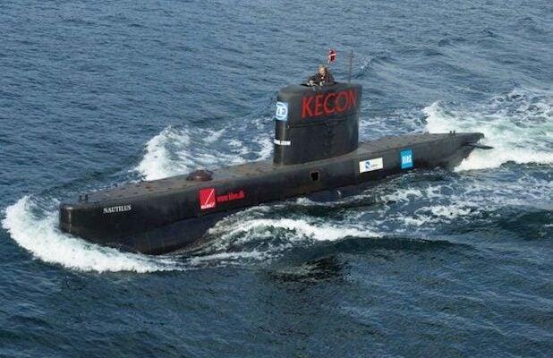 kim wall submarine